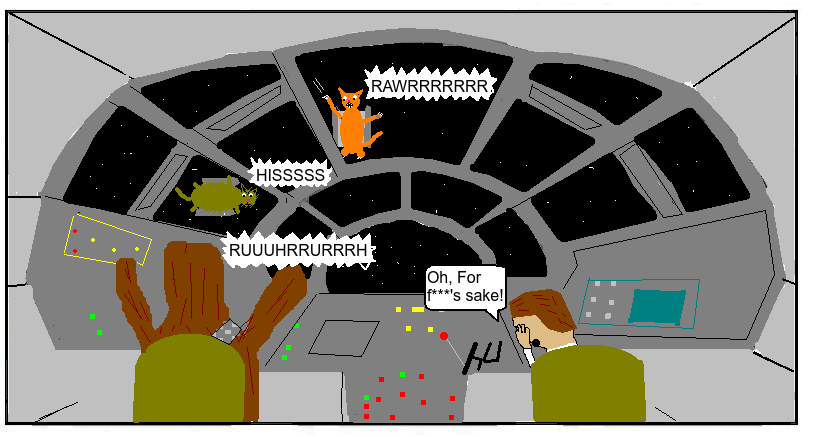 #82: Cats in Space V